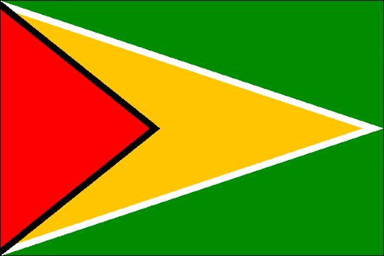 Флаг Гайана
