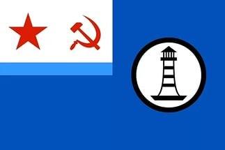 Флаг Гидрография