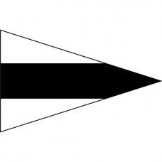 Флаг МСС 3-й заменяющий