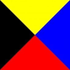MCC Flag & quot; Z & quot;