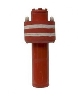 Light-smoking buoy BSD-97