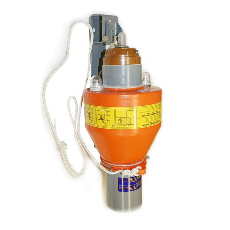 Light-smoking buoy BSD-02