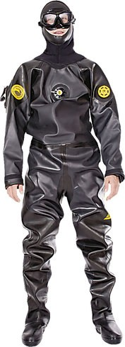 Wetsuit GKVV without inner overalls