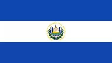Флаг Сальвадор гос