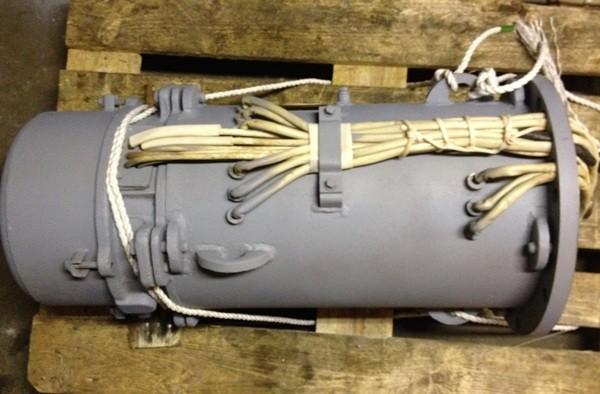 Электродвигатель МАП 422-4/8А, 380В, ТМТВ-42, фланец