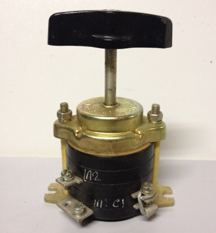 Batch switch PP2-25 / H2