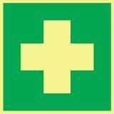 Аптечка первой медицинской помощи 150х150мм