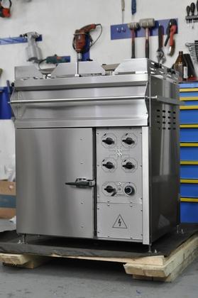 Electric galley stove PEK-2K