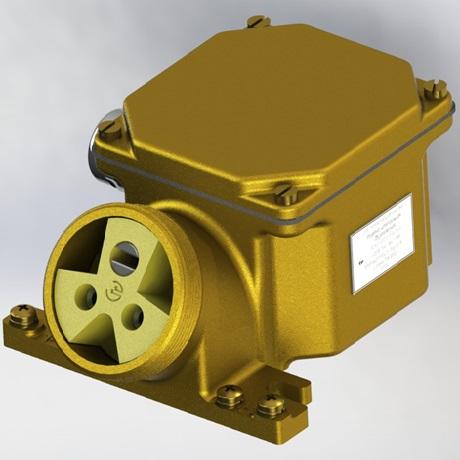 Marine plug socket RShM