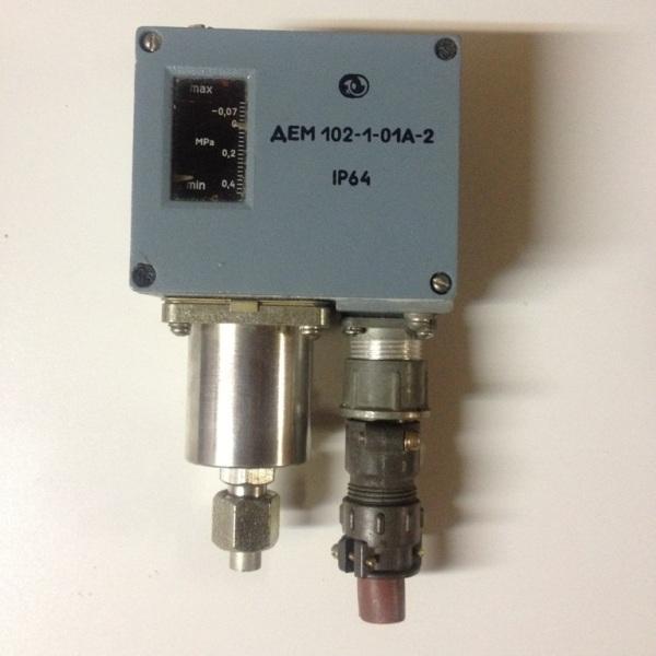 Датчик реле давления ДЕМ-102-1-01А-2