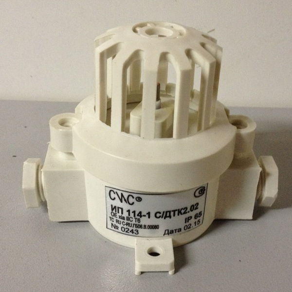 Thermal fire detector IP 114-1 / DTK-90gr. (MDPI-028)