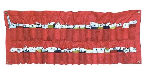 Киса для хранения флагов МСС