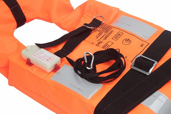 Life vest marine children's type `` ZhSMD-Cyclone ''