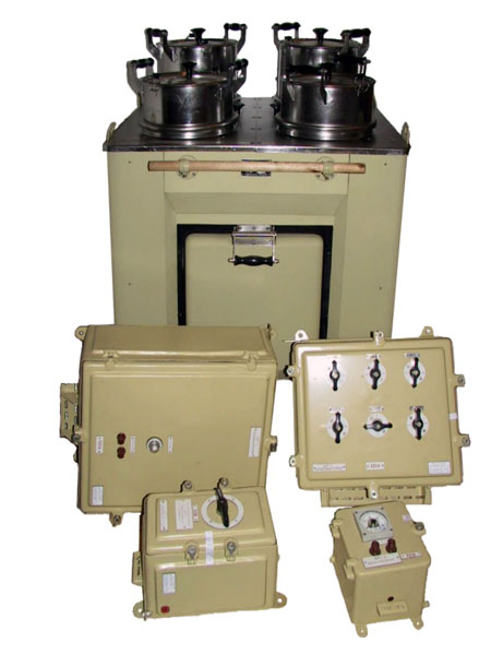 Galley stove PKE-50