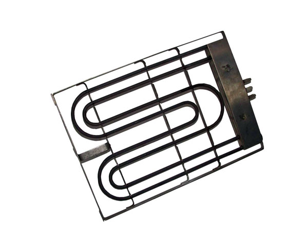 Heating element of the oven for the galley plate PEZH-4M