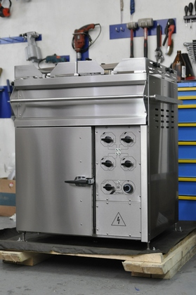 Electric galley stove PEK-4K