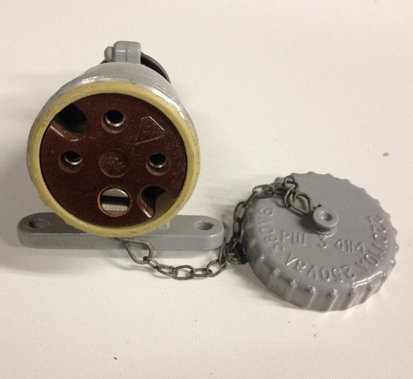 Plug socket RSh3-41