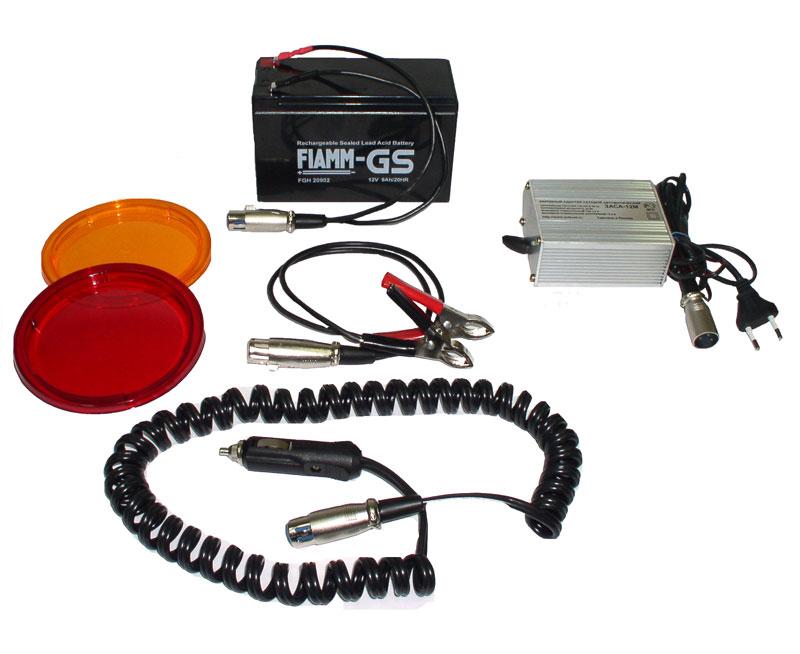 Аккумулятор для фонаря ФОС