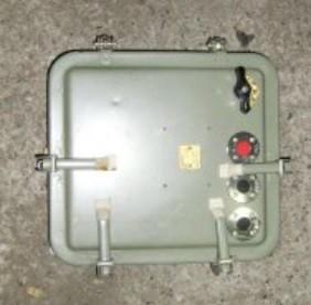 Пускатель магнитный ПММ 1123 380/220В
