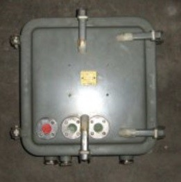 Пускатель магнитный ПММ 1222 380/220В