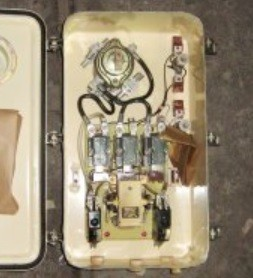 Magnetic starter PMM 3114 380 / 220V