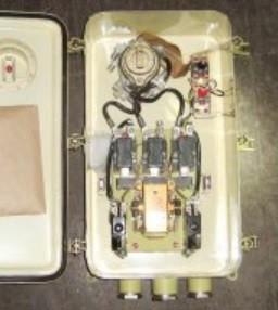 Magnetic starter PMM 3213 380 / 380V