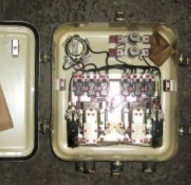 Пускатель магнитный ПММ 1224 380/220В