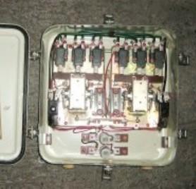 Пускатель магнитный ПММ 2121 380В