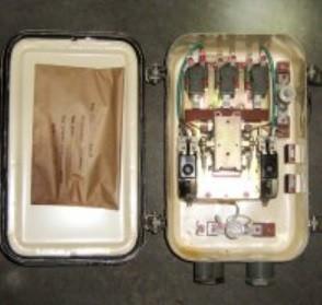 Пускатель магнитный ПММ 2211 380В