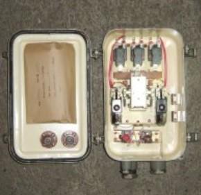Пускатель магнитный ПММ 2212 380В