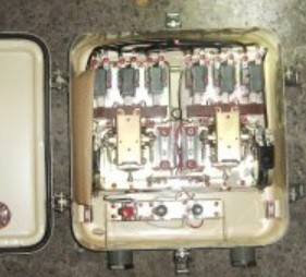 Пускатель магнитный ПММ 2222 380В