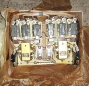Пускатель магнитный ПММ 3020 380В