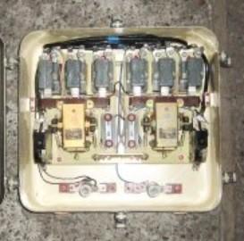 Magnetic starter PMM 3121 380V