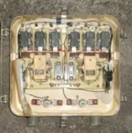 Пускатель магнитный ПММ 3221 380В