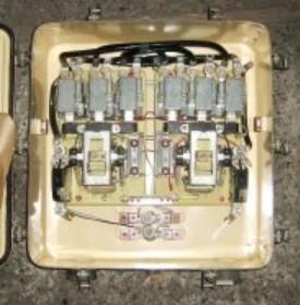 Пускатель магнитный ПММ 4221 380В