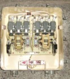 Пускатель магнитный ПММ 4222 380В