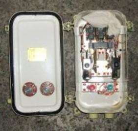 Magnetic starter PMM-D 1213 380 / 380V