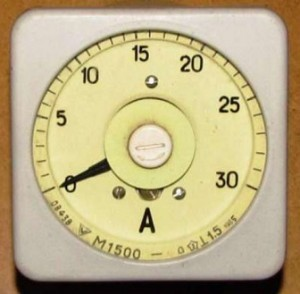 Амперметр М 1500