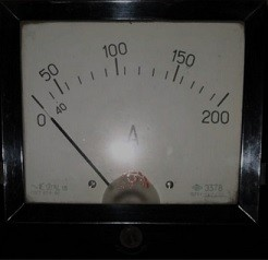 Ammeter E 378