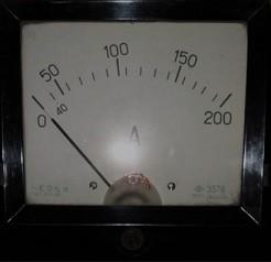 Амперметр Э 378