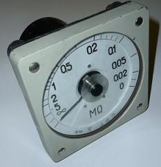 Megohmmeter М1623.1