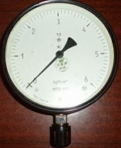 Manometer МТП-160