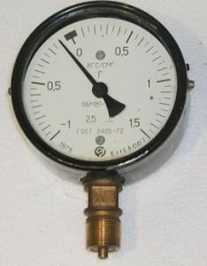 Мановакуумметр ОБМВ1-100