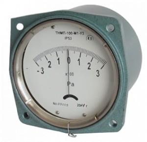 Draft gauge TNMP-100