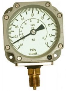 MKU pressure gauge