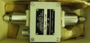 RKS-1-OM5 differential pressure switch sensor