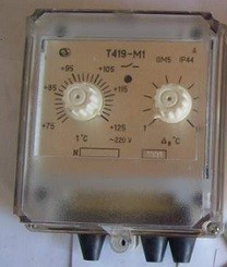 Реле температуры Т419-М1