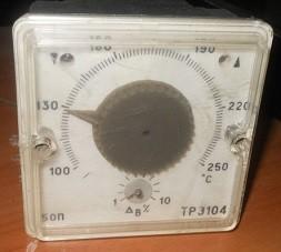 Thermoregulator TRE-104 U3