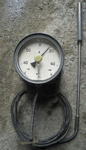 Термометр ТПГ-СК