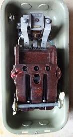 Пускатель магнитный ПАЕ-322